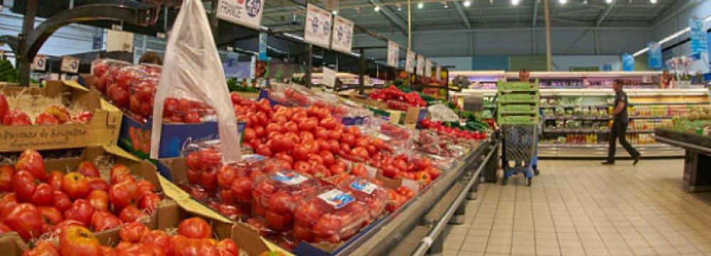 Europe Grocery Sales Increase