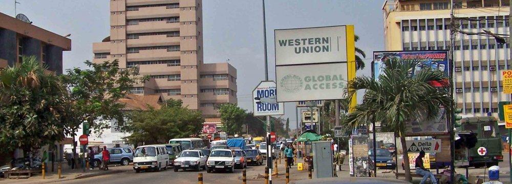 Ghana Growth Positive