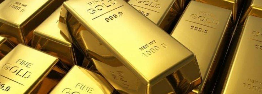 Gold Keeps Shining