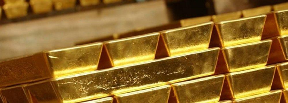 Gold Plummets