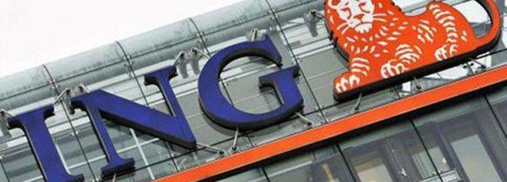 ING Outshines European Peers