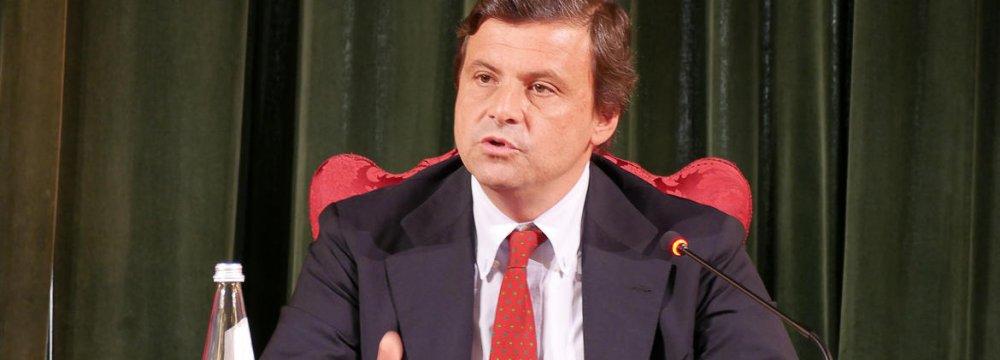 Italy to Seek  New EU Deal