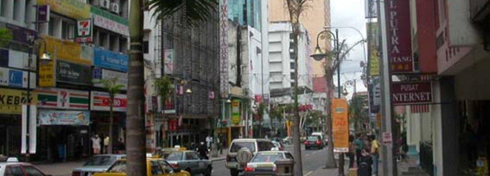 Malaysia Growth Slows
