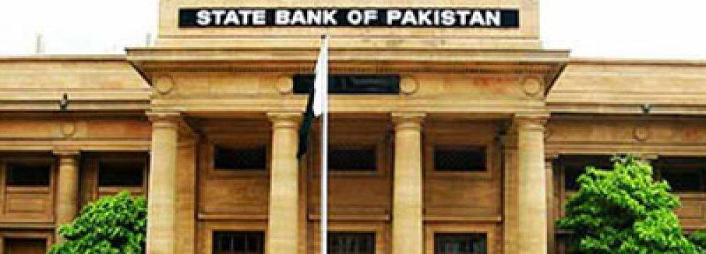 Pakistan Keeps Rate Unchanged