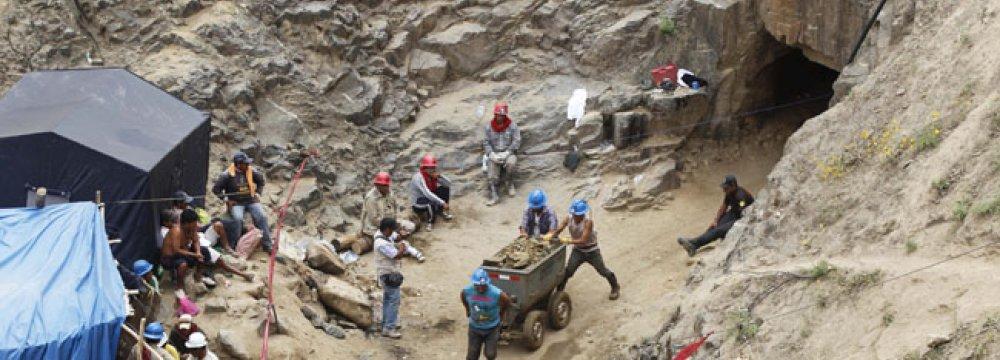 Peru Economy on Track