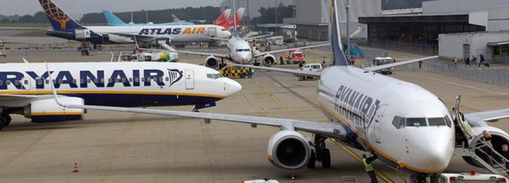 Ryanair Posts Record Profit