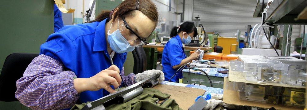 South Korea Economy Over-Reliant on Gov't Spending