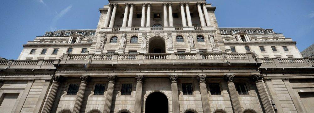 UK Growth Deteriorating