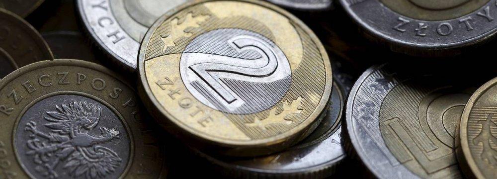 Zloty Weakens Regional Currencies