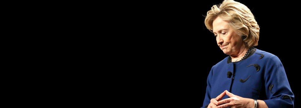 FBI Interviews Hillary Clinton in Private  Server Probe