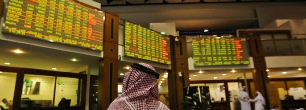 (P)GCC Bourses Weaken