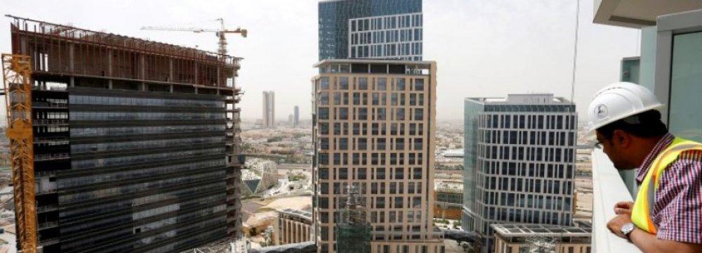 Austerity Hits Saudi Arabia Growth