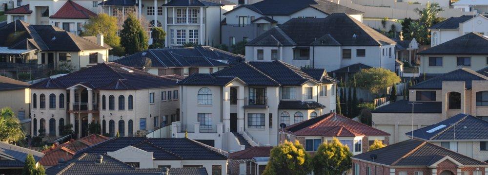 Australia Housing Industry Weakens