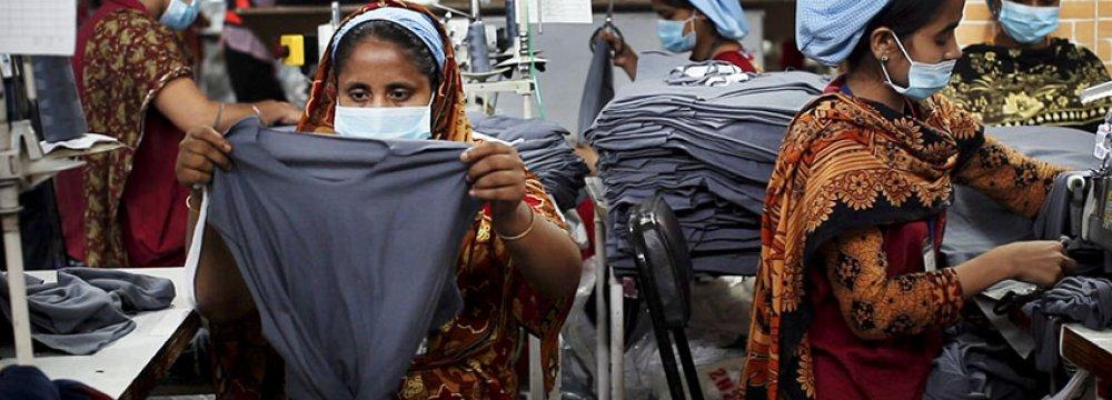 Bangla GDP to Grow 6.8%