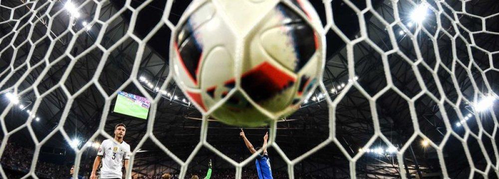 Euro 2016 Revenue Up 34%