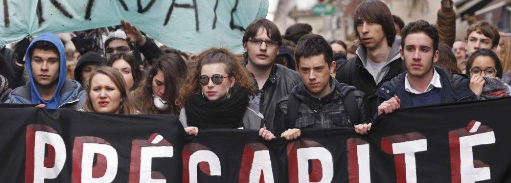 France Riskier for Business