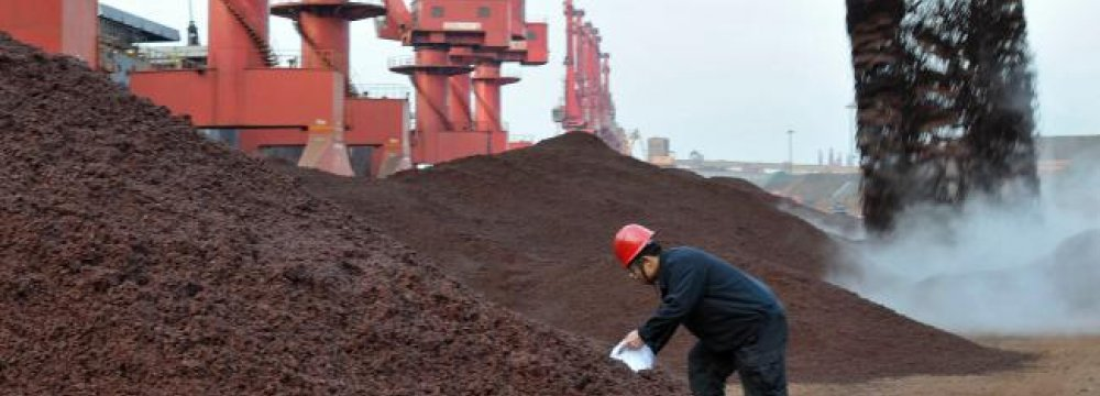 Goldman Sachs Warns on Rising Iron Ore Surplus