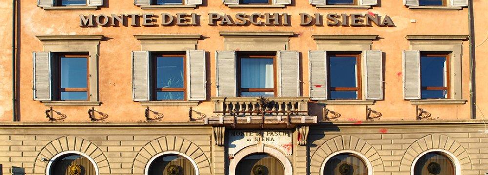Italy Lender Worst Performer