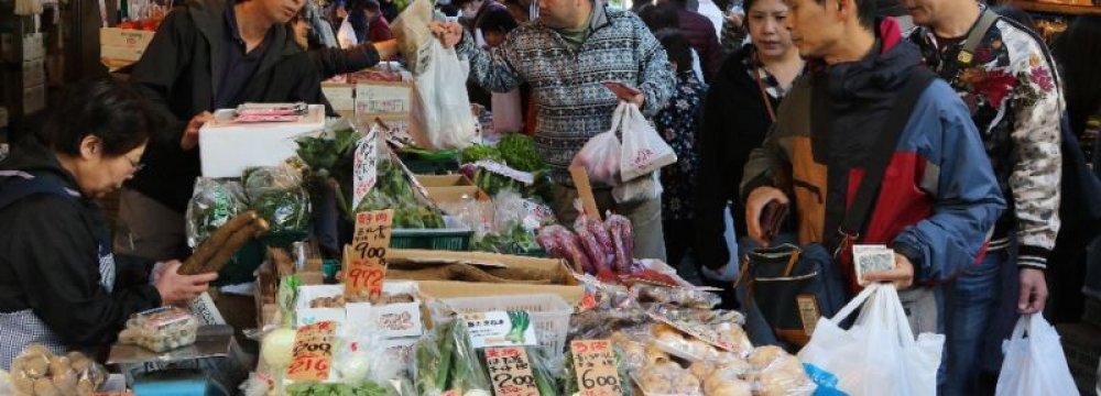 Japan's Economy Dodges Recession