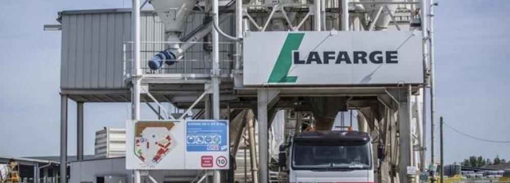 LafargeHolcim  to Sell  India Unit