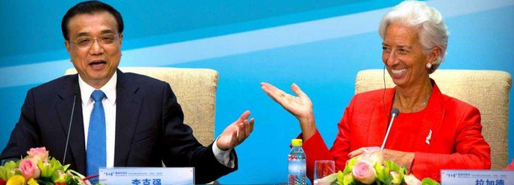 Li Tells World Not to Pin Hopes on China