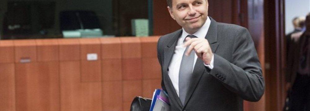 Slovakia Deficit Above Target