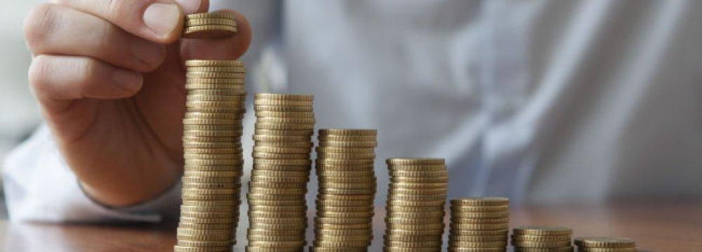 South Korea Household Savings Double