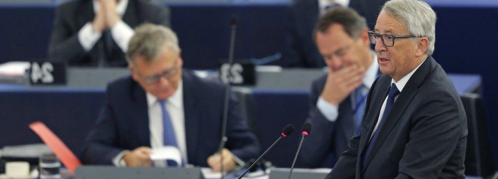 UK Departure Puts EU in Limbo