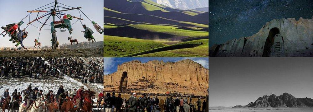 Iran Photographer Wins Afghan Prize