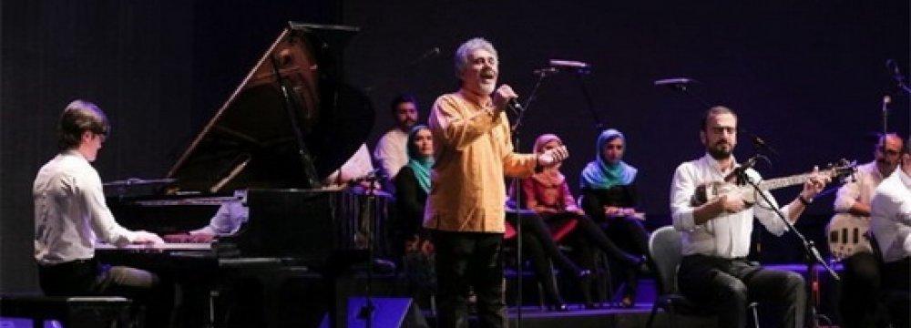Azeri Musicians at Milad