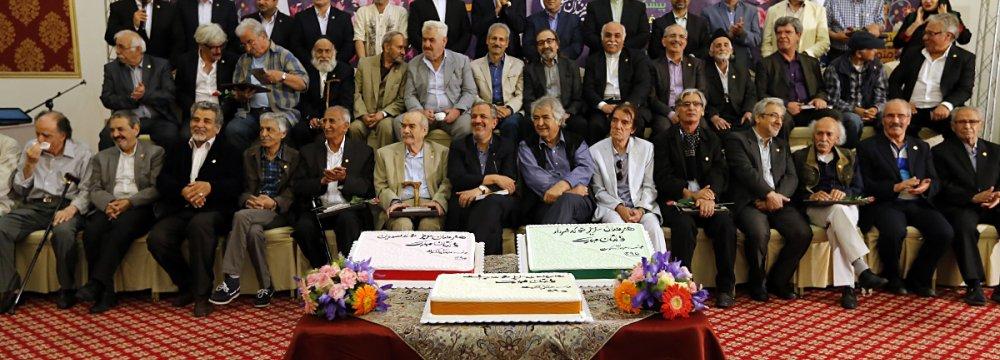 Birthdays of Veteran Artists Celebrated