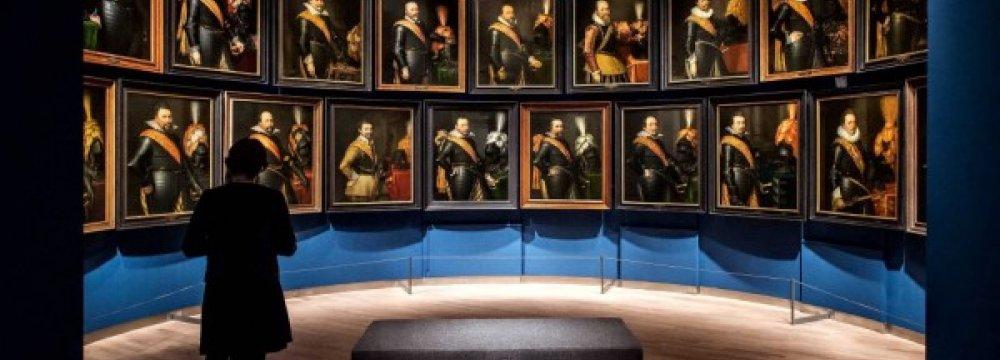 Dutch Expo Reveals Art's New Side