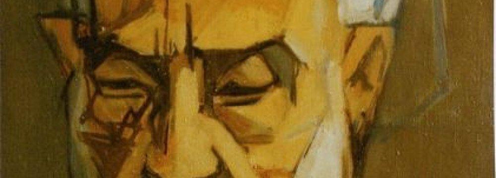 A portrait by Ivan Othenin Girard