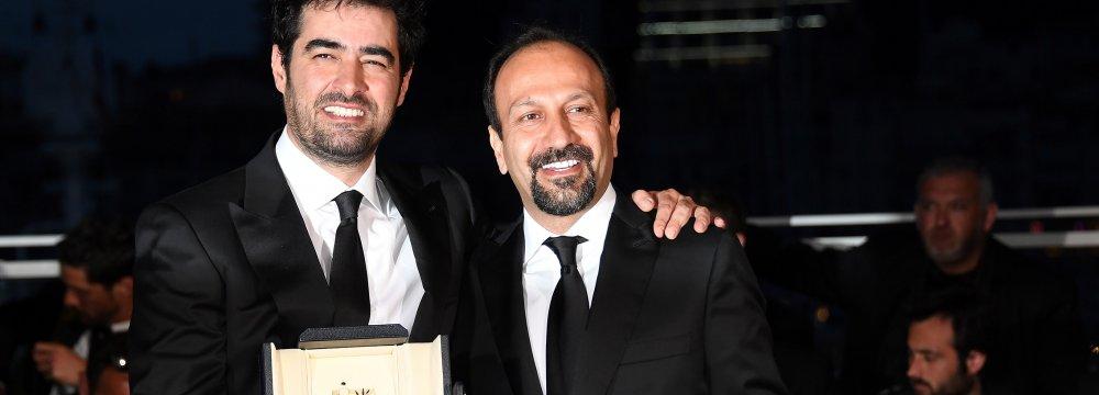 Farhadi's 'Salesman' Scoops Two Awards at Cannes 2016