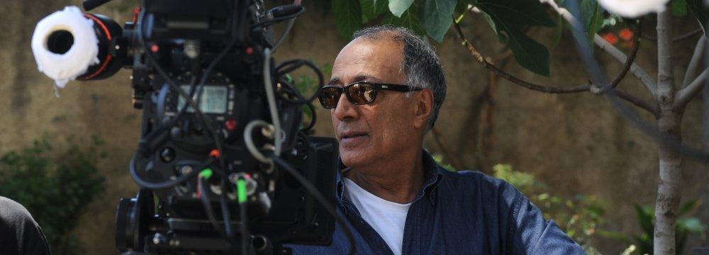 Kiarostami Invited to Join Academy Awards Members
