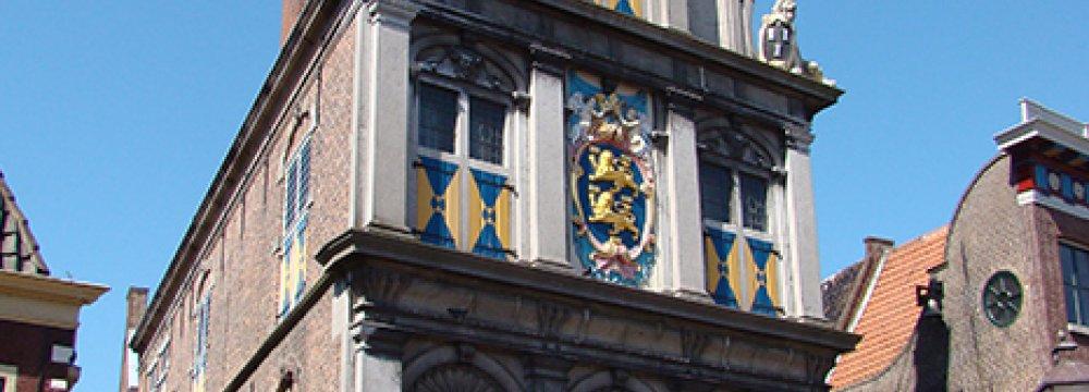 Ukrainian Returns 18th Century Dutch Masterpiece