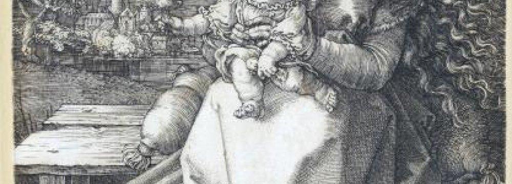 16th Century German Work Found at French Flea Market