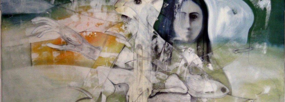 Surreal Works at Sohrab Gallery