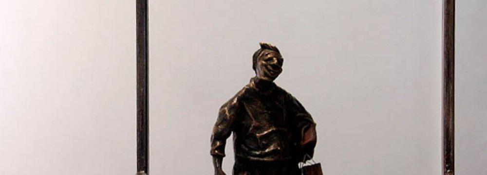 Sculptures 'Frozen in Memory'