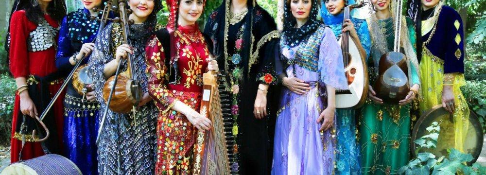 Folk Music in Sanandaj