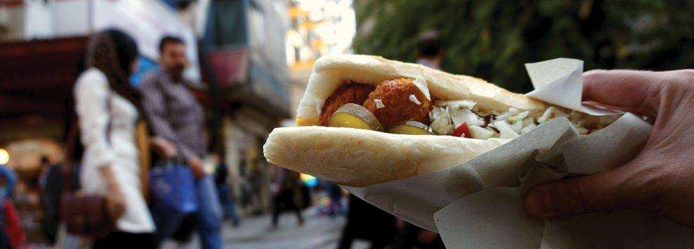 About 20,000 fast food establishments are operating in Iran, predominately in Tehran.