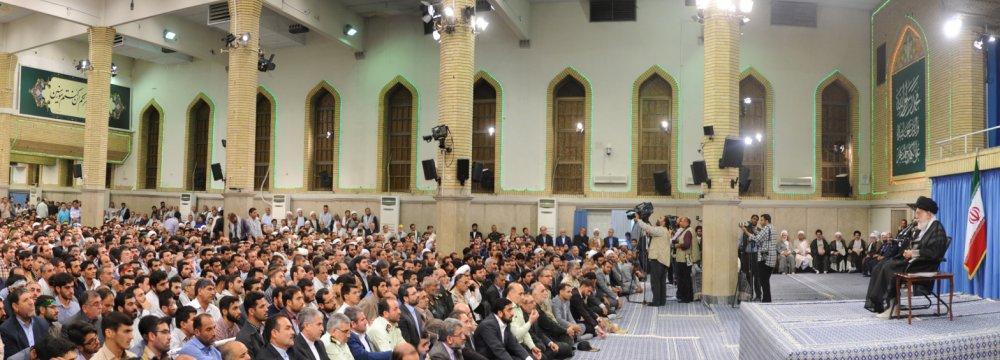 JCPOA Reinforces Iran's Mistrustin US