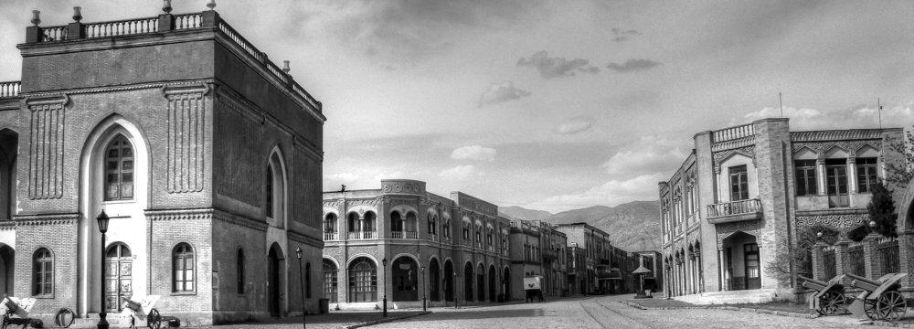 Tehran History in New Documentary Book