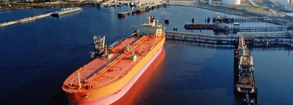 Essar Buys 21% More Iran Oil