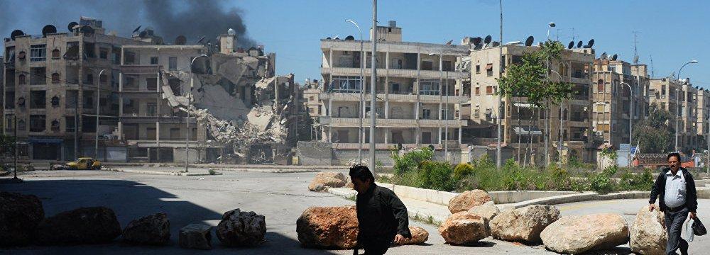 Russia, Syrian Gov't Deny Hospital Attack