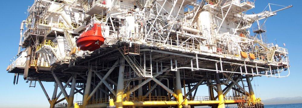 Higher Forouzan Oilfield  Production Prioritized