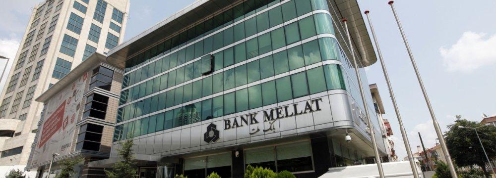 Bank Mellat Litigation in UK Slated for October