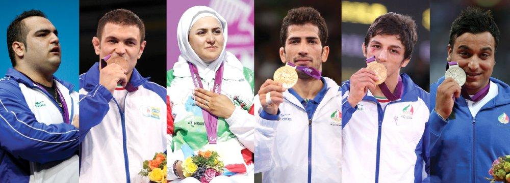 Iran Ready for Rio 2016