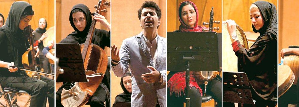 All-Woman Ensemble to Perform at Vahdat