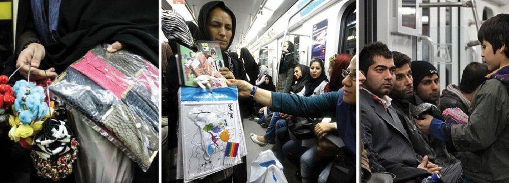 TM Says to Organize Subway Vendors